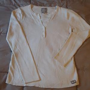 Original Ralph Lauren polo jeans ribbed shirt